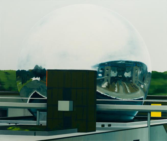 Asmund Havsteen-Mikkelsen, The Future as a Sphere