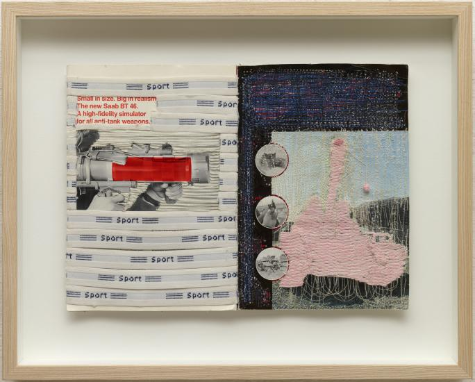 Marianne Jørgensen. Collage 2